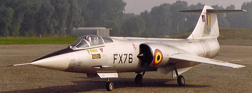 F 104g Landing Gear