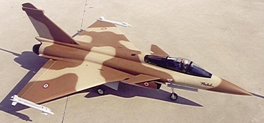 Philip Avonds Scale Jets Rafale A